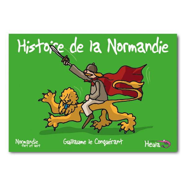 Heula - Histoire de la Ndie Carte Postale