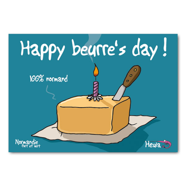 Happy beurre's day