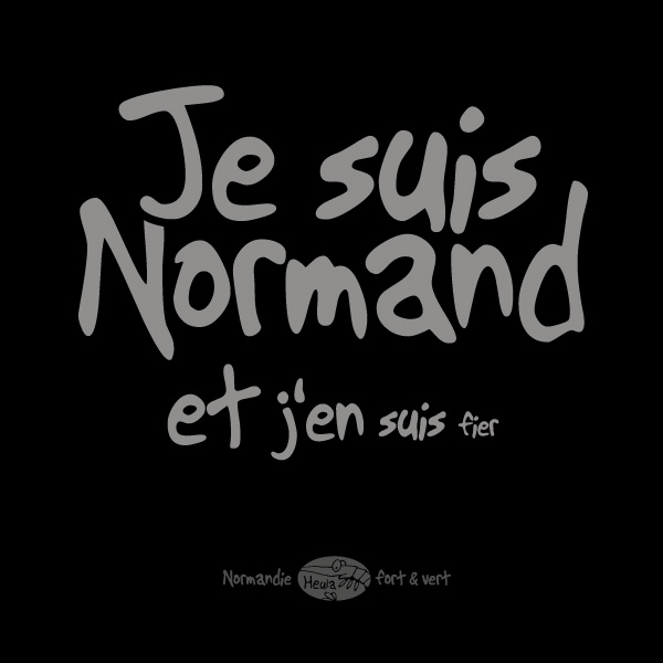 Je suis Normand
