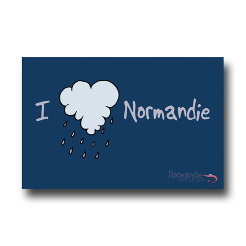 I love Normandie